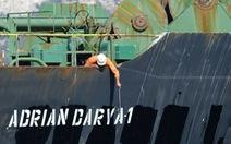 Mỹ đưa siêu tàu dầu Adrian Darya 1 của Iran vào danh sách đen