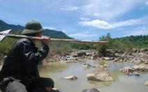 15h chiều nay thủy điện xả, dân Đà Nẵng có nước sinh hoạt