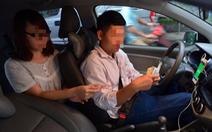 Hợp tác GrabTaxi, taxi truyền thống than vắng khách sử dụng