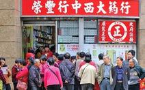 Du khách Trung Quốc ở Hong Kong: 'Tôi không nói tiếng phổ thông'