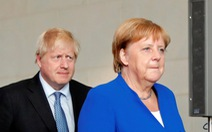 Thủ tướng Đức ra tối hậu thư Brexit cho tân thủ tướng Anh
