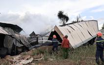 Video: Cháy lớn tại 4 xưởng dệt may, phân bón và dầu nhớt