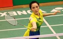 Vũ Thị Trang dừng bước ở vòng 3 giải VĐTG