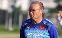 HLV Park Hang Seo: 'Thật may khi U23 Việt Nam không cùng bảng Hàn Quốc ở VCK U23 châu Á'