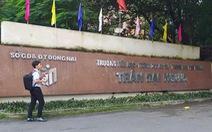 Yêu cầu trường trả hồ sơ cho 250 học sinh tuyển 'lố'