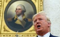 Ông Trump phản pháo đòn thuế Trung Quốc: 'Ai là kẻ thù lớn hơn?'