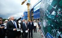 Thủ tướng Úc có mặt ở công trường đường đua F1 Việt Nam