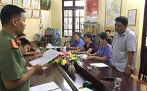 Viện kiểm sát Hà Giang: 'Không có chuyện dùng tiền mua điểm'