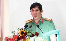 Giám đốc Công an Đồng Nai Huỳnh Tiến Mạnh bị cách mọi chức vụ trong Đảng
