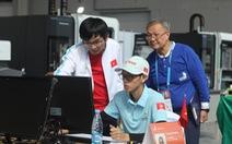 Rộn ràng ngày thi tay nghề ở WorldSkills Kazan 2019