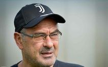HLV Sarri vắng mặt trận ra quân cùng CLB Juventus ở Serie A vì viêm phổi