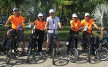 Xe đạp chia sẻ ở Hội An: Kỳ vọng lớn, tâm tư nhiều