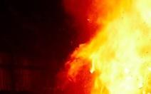 Thay gas thui chó gây cháy, 2 vợ chồng và con 7 tháng bỏng toàn thân