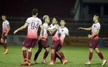 Thắng 2-0 từ sút xa, CLB Sài Gòn đẩy Thanh Hóa xuống vị trí nguy hiểm
