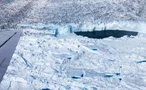 Phát hiện bí mật đáng lo ngại dưới những lớp sông băng ở Greenland