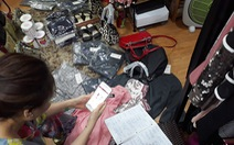 Rao bán cả vũ khí trên sàn thương mại điện tử