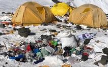 Dân leo núi Everest bị cấm mang theo đồ nhựa