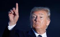 'Ông Trump chỉ hối hận là đã không đưa ra mức thuế cao hơn với Trung Quốc'