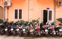 Bóc gỡ ổ nhóm 'Rùa tai đỏ' chuyên trộm cắp xe máy ở Hải Phòng