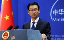 Trung Quốc nói Mỹ 'thâm độc' về Biển Đông