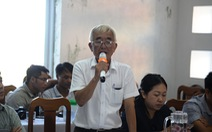 'Dùng nước thủy điện để đẩy mặn sông Hàn, sông Thu Bồn như muối bỏ biển'