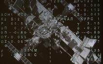 Tàu vũ trụ chở robot Nga kết nối thành công trạm ISS