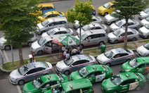 Taxi Hà Nội 5 màu, nhận diện ra sao?
