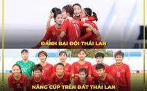 Cộng đồng mạng: 'Tuyệt vời các cô gái vàng Việt Nam'