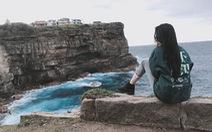 Vách đá chết chóc nhưng… nhiều người tìm đến ở Úc