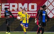 Công Phượng ghi bàn cho U21 Sint-Truiden trong trận thua U21 Club Brugge