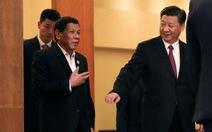 Thấy gì ở chuyến thăm Trung Quốc của ông Duterte?