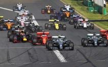 Xác định ngày xe đua F1 lăn bánh tại Việt Nam