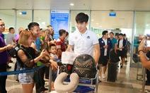 Quang Hải bị lạc ở sân bay Matxcơva, hội quân muộn cùng đội tuyển Việt Nam
