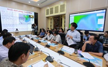 Bão số 4 di chuyển nhanh, dự kiến đổ bộ Nghệ An - Quảng Bình sáng đến trưa mai