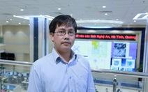 Đêm nay bão số 4 có thể gây mưa dông, lốc ở Thanh Hóa - Quảng Trị