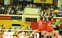 Bảy đội tham gia Giải bóng chuyền nữ quốc tế VTV Cup