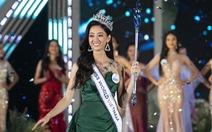 Ngắm bộ ảnh của tân Hoa hậu Thế giới Việt Nam 2019 Lương Thùy Linh