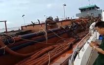Bắt bốn tàu khai thác, chở cát lậu