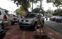 Đậu xe kiểu này coi có được không?