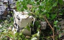 Lở núi, đá đè tử vong bà cụ 76 tuổi, 2 người bị thương