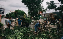 Bão số 4 làm chết 1 người, 2 người mất tích, hơn 1.000 ngôi nhà hư hỏng