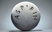 Lạm dụng aspirin có thể gây đột quỵ, tử vong
