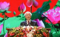 Tổng bí thư, Chủ tịch nước Nguyễn Phú Trọng: Tiếp tục rèn luyện, noi gương Bác Hồ