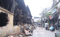 Thu hồi khuyến cáo không sử dụng thực phẩm bán kính 1km vụ cháy Rạng Đông