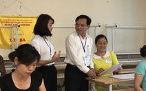 Cục trưởng Mai Văn Trinh và nhiều lãnh đạo cục, vụ Bộ Giáo dục - đào tạo bị xem xét kỷ luật