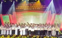 113 học sinh Nghệ An đoạt giải quốc tế, quốc gia