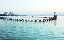 Đi tìm lời giải đáp về sự hình thành muối ở Biển Chết