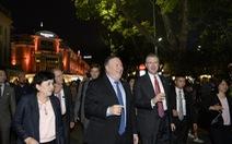 Ngoại trưởng Mỹ 2 lần gửi lời chúc tốt đẹp nhất mừng Quốc khánh Việt Nam 2-9