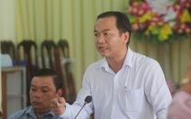 'Nữ trưởng công an phường không đánh dân khi dẹp chợ tự phát'