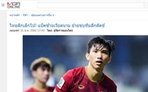 MGR Online: 'Giải vô địch Thái quá nhỏ, Văn Hậu quyết định sang châu Âu'